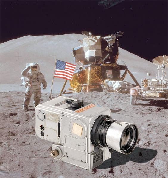 70-Millimeter Hasselblad EDC Camera