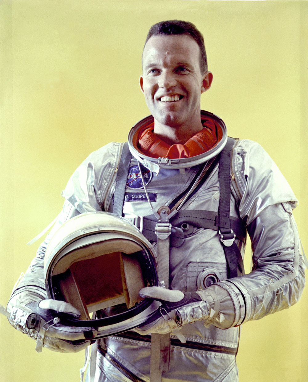 Gordon Cooper: Record-Setting Astronaut in Mercury ...