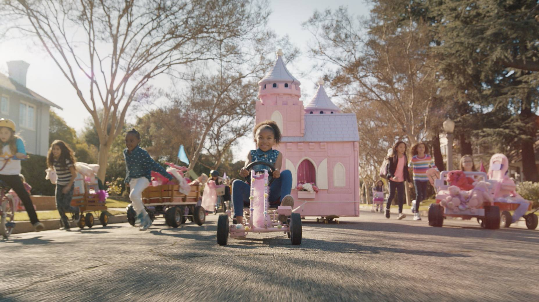 GoldieBlox Rocket Launches to Space in Super Bowl Ad (Video)