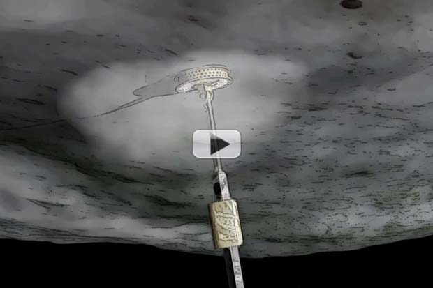 5-Second Asteroid 'Touch' Enough For Sample Return | Video