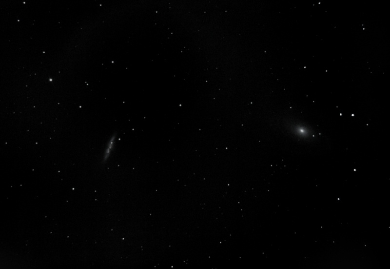 Supernova in M 82 by Pál Váradi Nagy