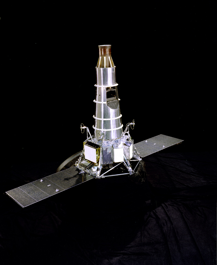 Space History Photo: The Ranger Spacecraft
