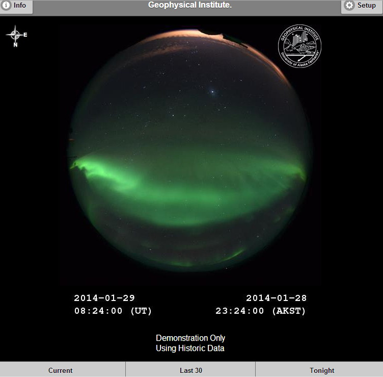 Want to See the Northern Lights? There's an App for That