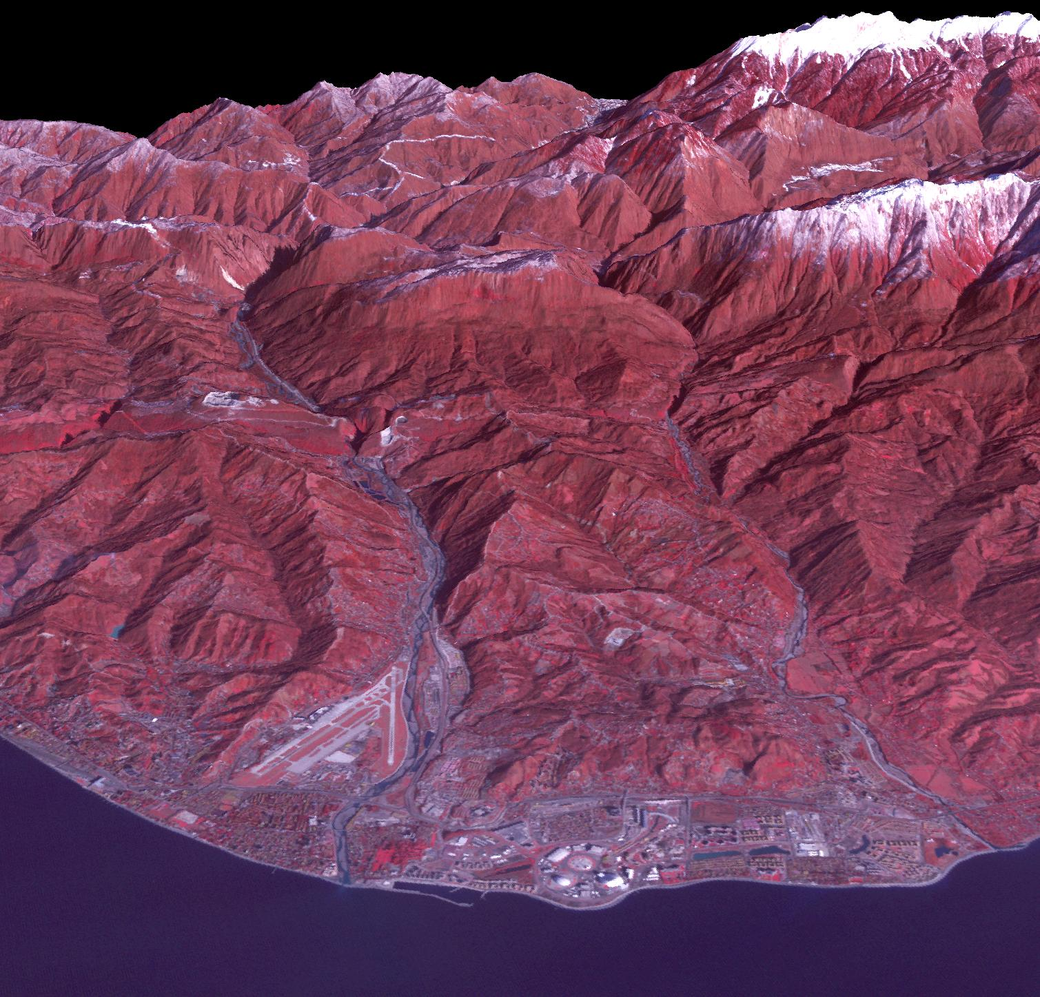 NASA Satellite Sees Sochi Winter Olympics Venues from Space (Photos)