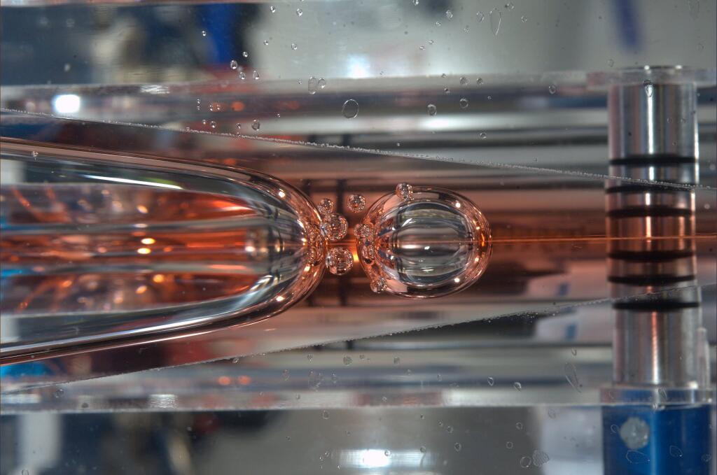 Koichi Wakata: Researching Liquid's 'Wetting' Behavior on ISS