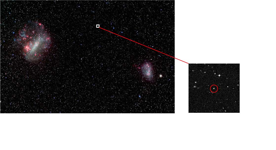 Ancient Star May Be Oldest in Known Universe
