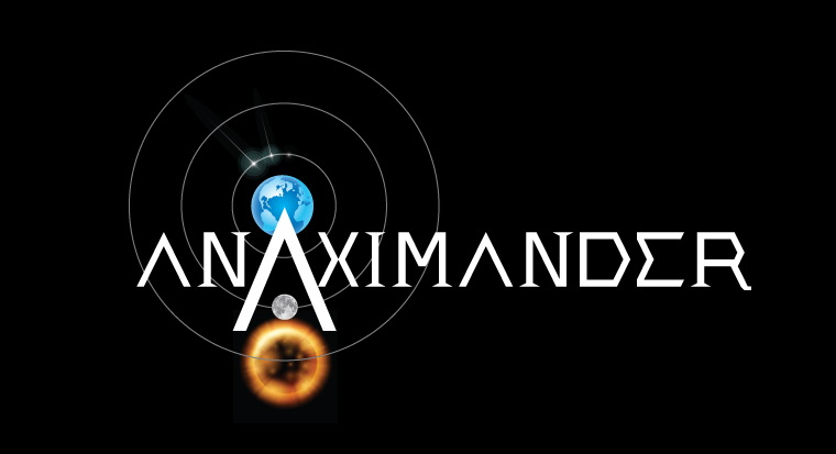 'Anaximander' Typography by Dr. Prateek Lala