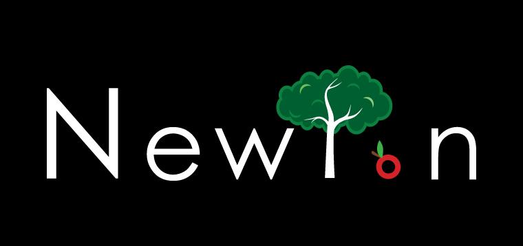 'Newton' Typography by Dr. Prateek Lala