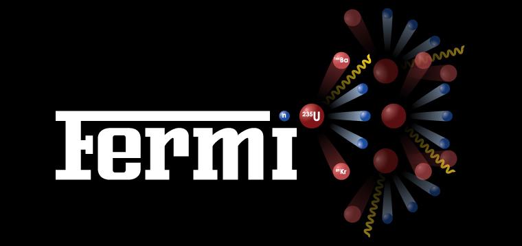 'Fermi' Typography by Dr. Prateek Lala