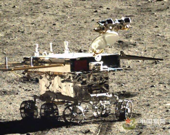 Has China's Ailing Moon Rover Survived 2nd Lunar Night?