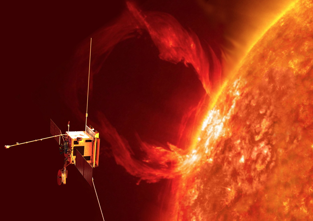 Prehistoric Paint to Shield European Sun Probe from Solar Inferno
