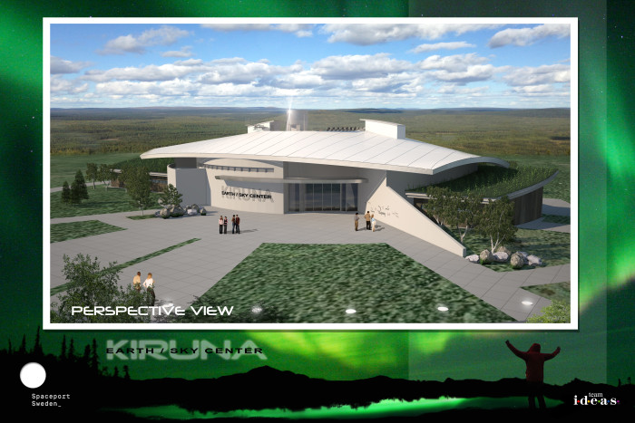 Spaceport Sweden Launches Aerial Northern Lights Tours, Aims for Space (Video)