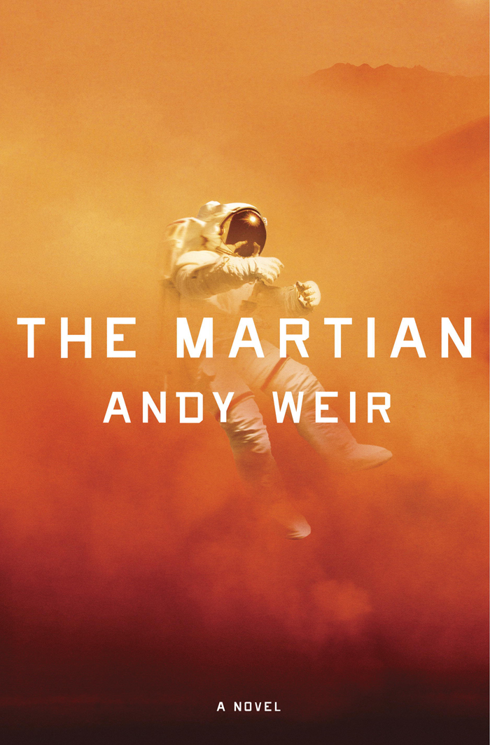 First Look at 'The Martian': Book Preview