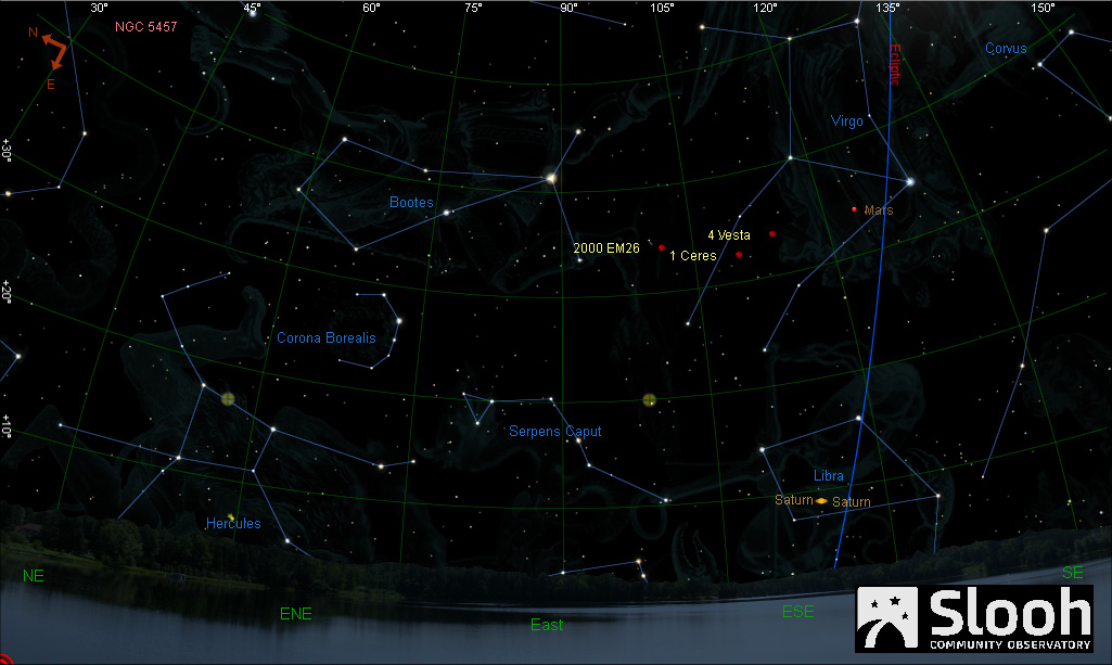 Huge Asteroid to Fly Safely By Earth Monday: Watch It Live