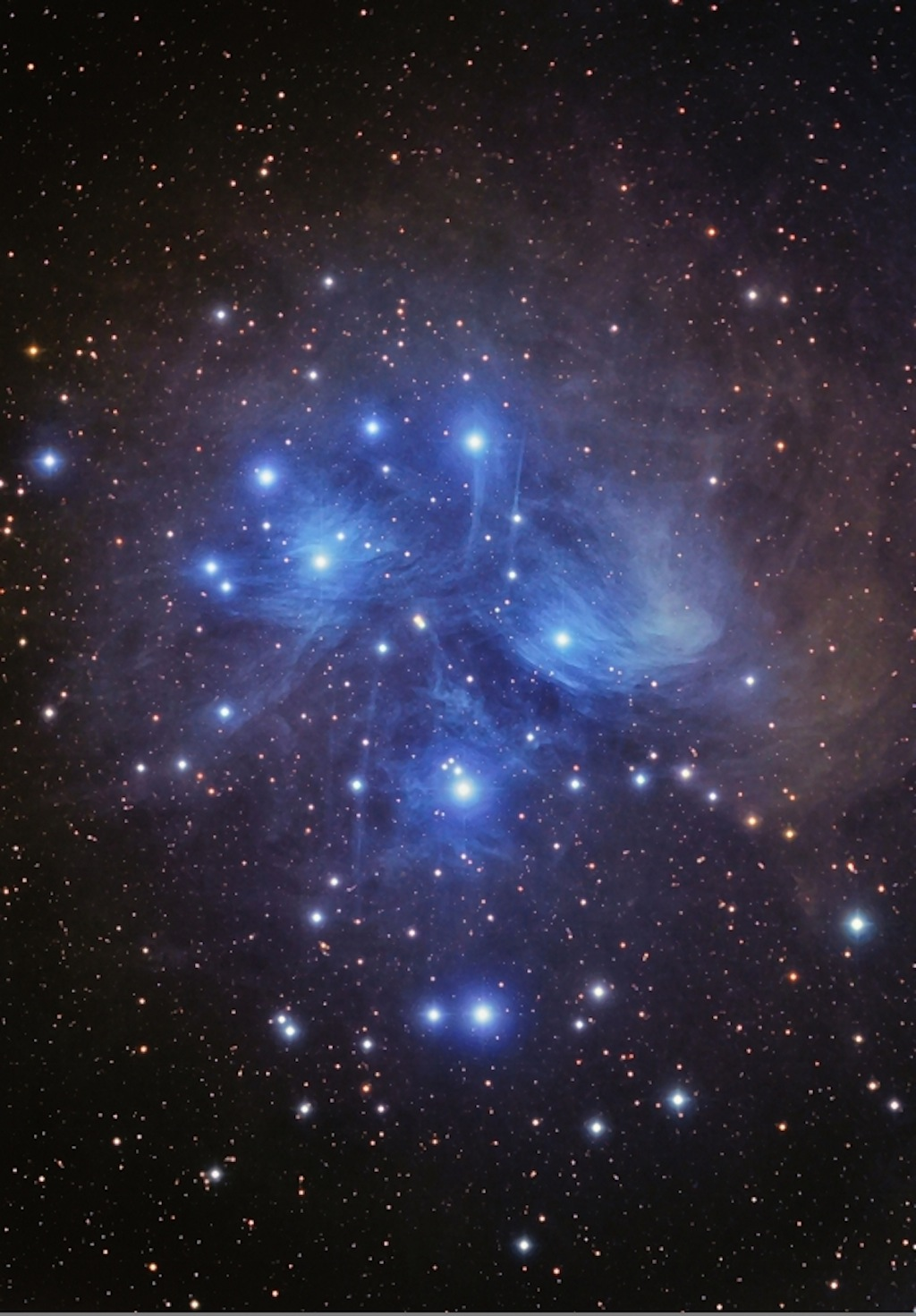 Pleiades Perfection