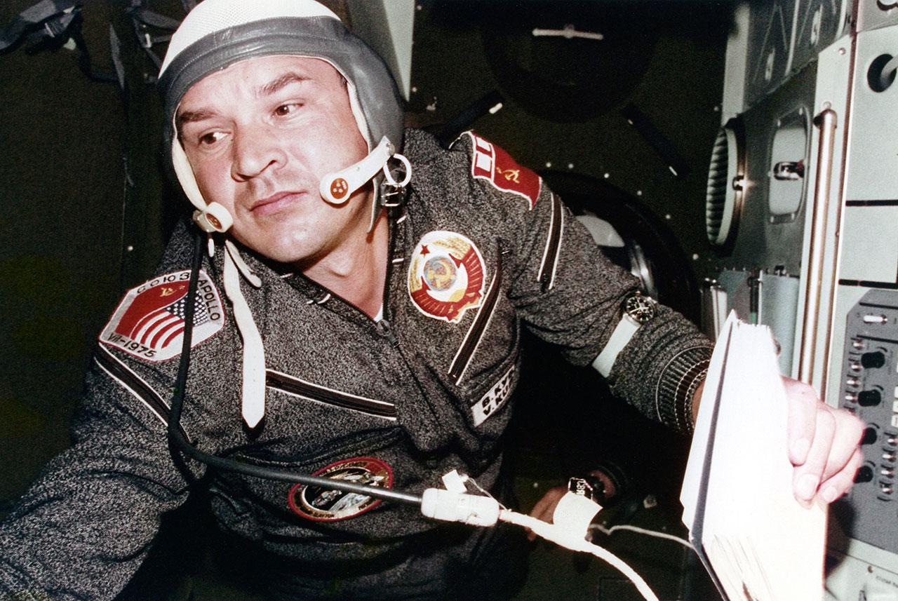 Cosmonaut Valery Kubasov, Apollo-Soyuz Crewmember, Dies at 79