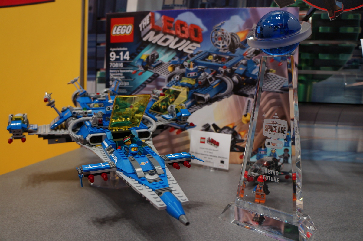 Toy Fair 2014: Winners of Space.com's Space Age Toy Awards