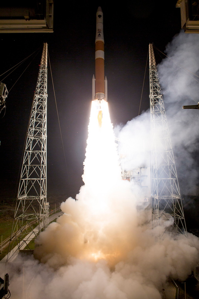 US Air Force Launches New GPS Satellite