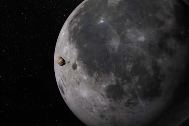 Full Moon Rises Sunday: Live Webcast Seeks Record-Breaking Lunar Crash Site