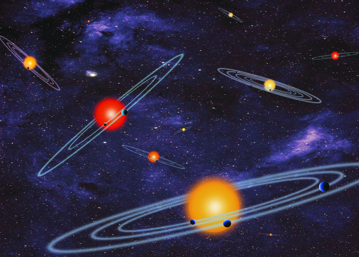 Population of Known Alien Planets Nearly Doubles as NASA Discovers 715 New Worlds