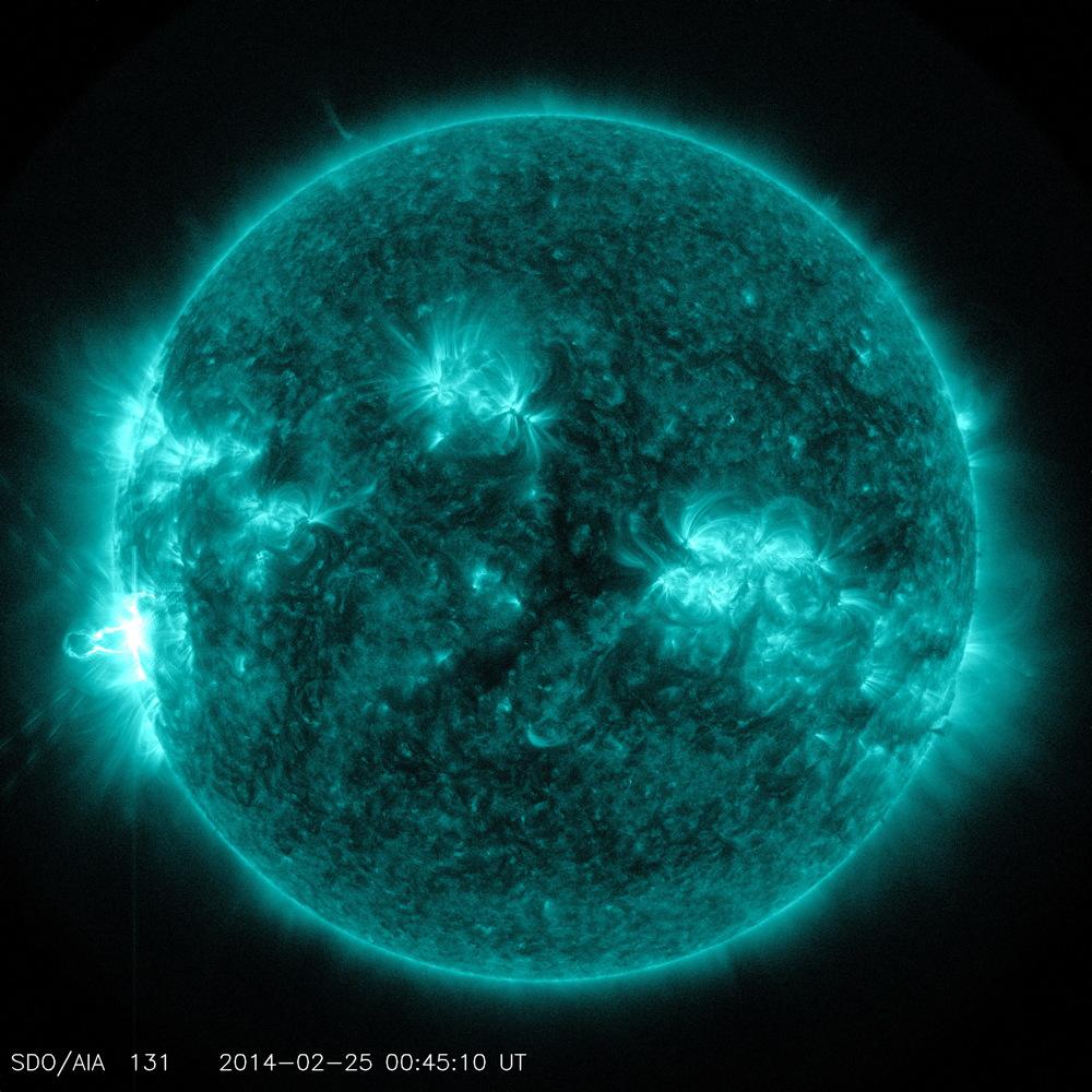 Big Blue Sun