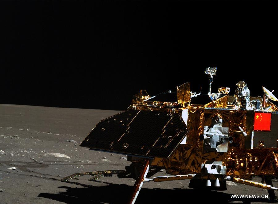 China's Moon Rover & Lander Enter 3rd Lunar Sleep