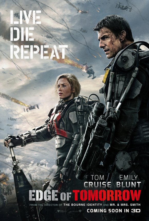 Repeat Each Day with 'Edge of Tomorrow'