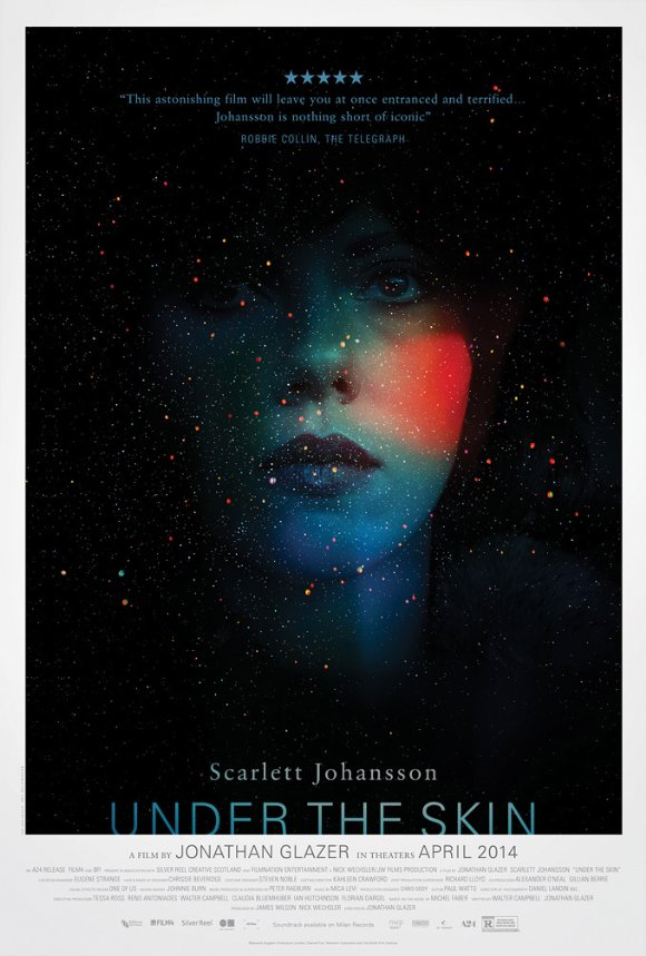 'Under the Skin' Brings Aliens and Horror Together Again