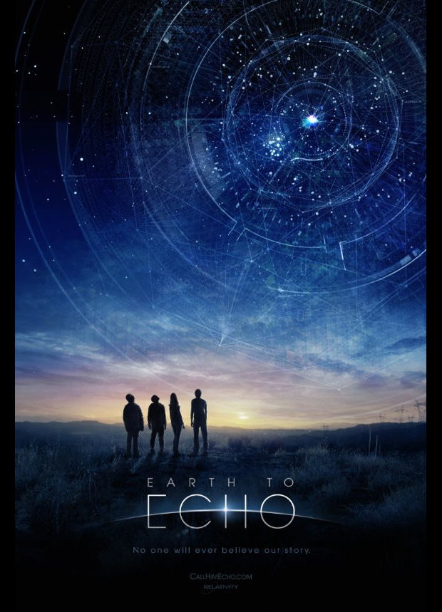 'Earth to Echo' Phones Home
