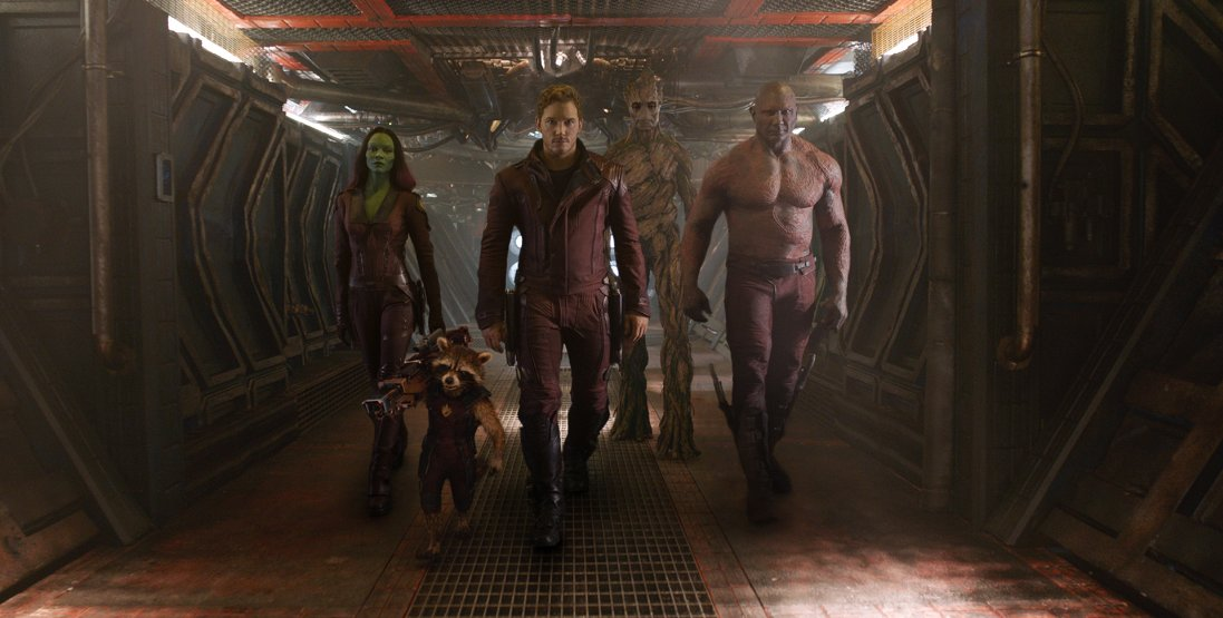 'Guardians of the Galaxy' Clip Shows Quick New Looks at Marvel's Space Team (Video)