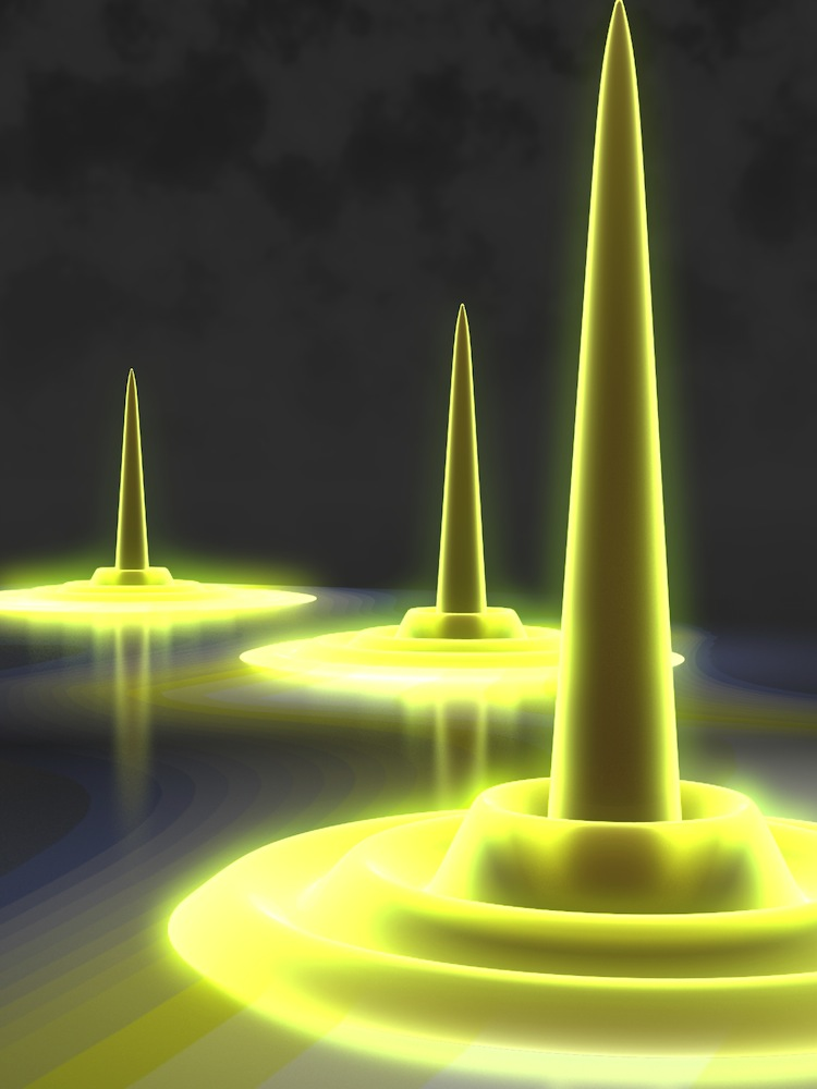 Quantum Dropleton: Weird New Particle Acts Like Liquid