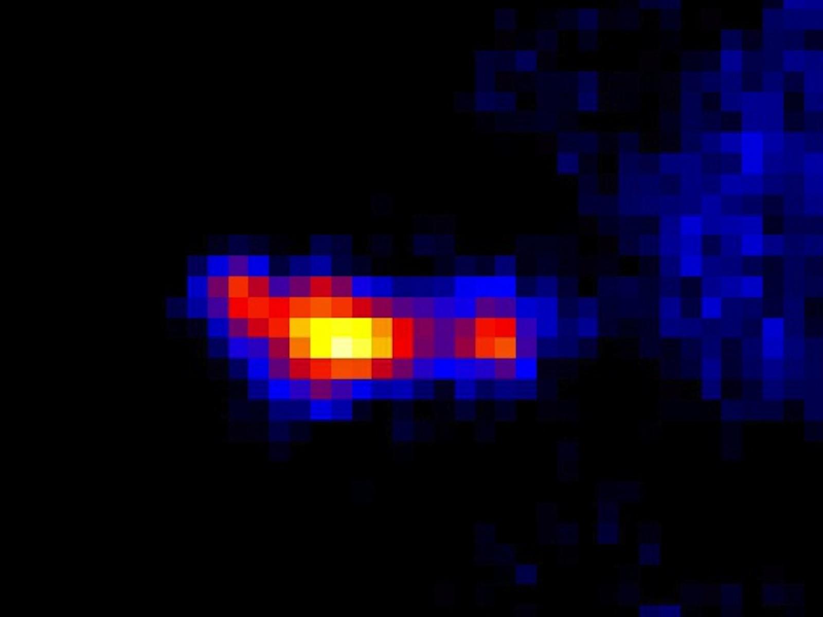 Microquasar MQ1