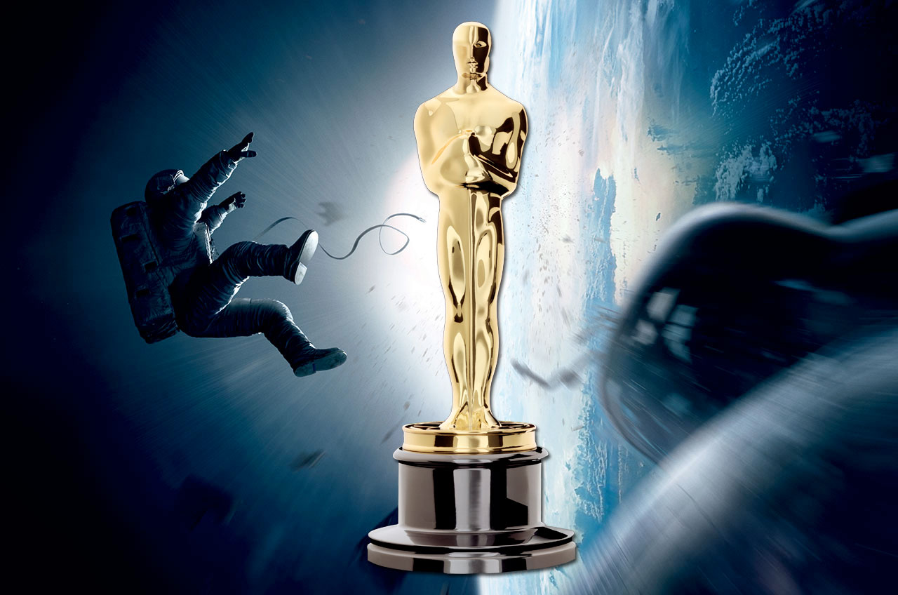 'Gravity' Pulls in 7 Oscars, Including Best Director, at Academy Awards
