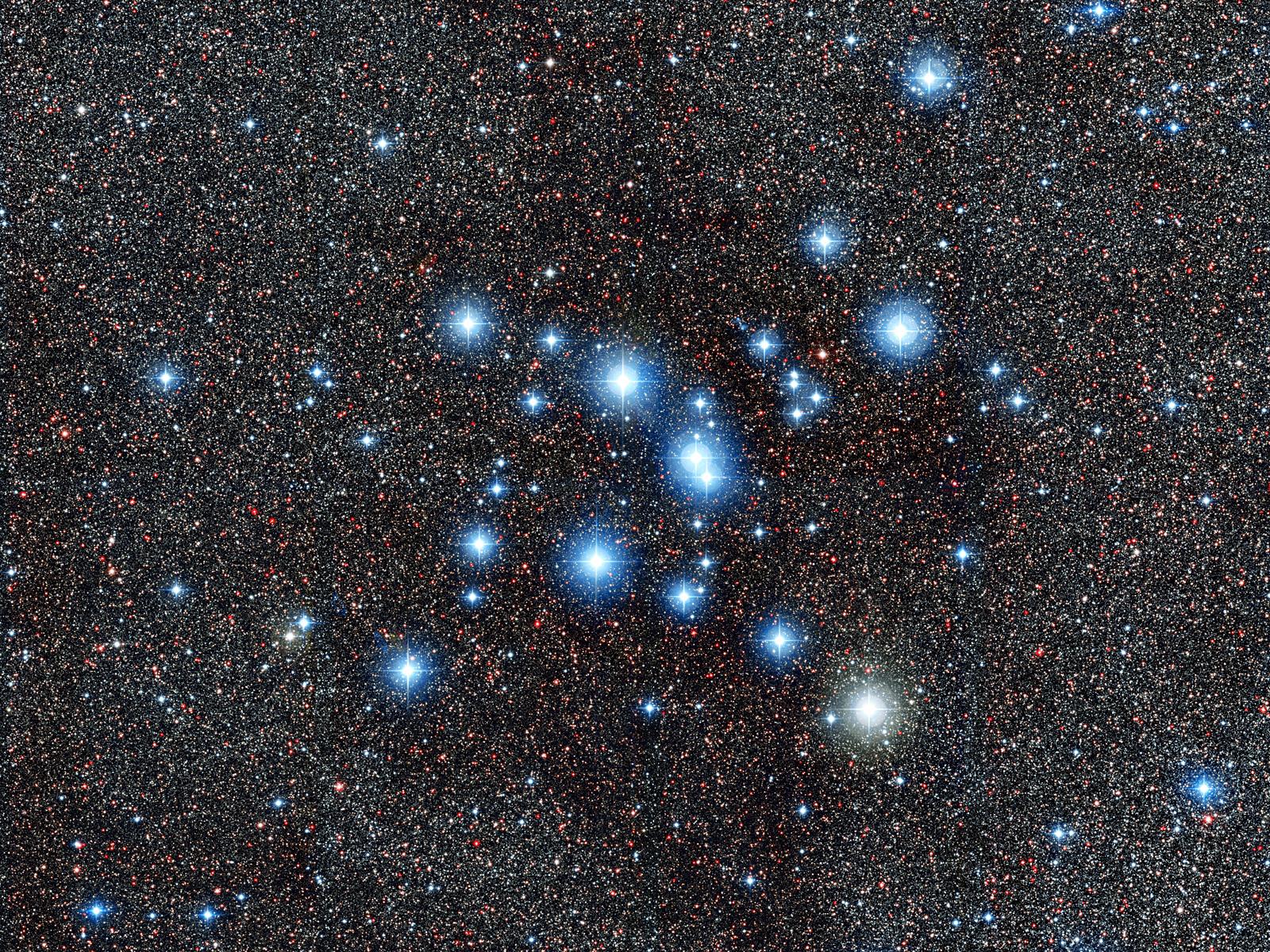 Messier 7 Star Cluster