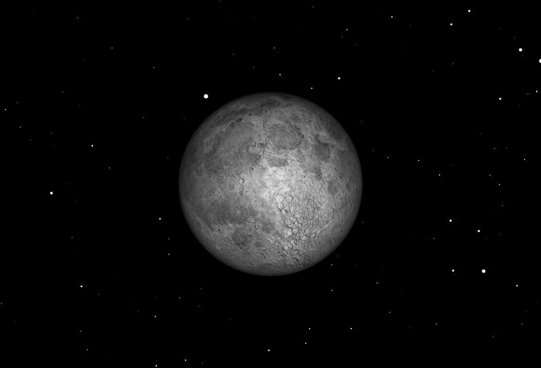 Full Moon, March 2014