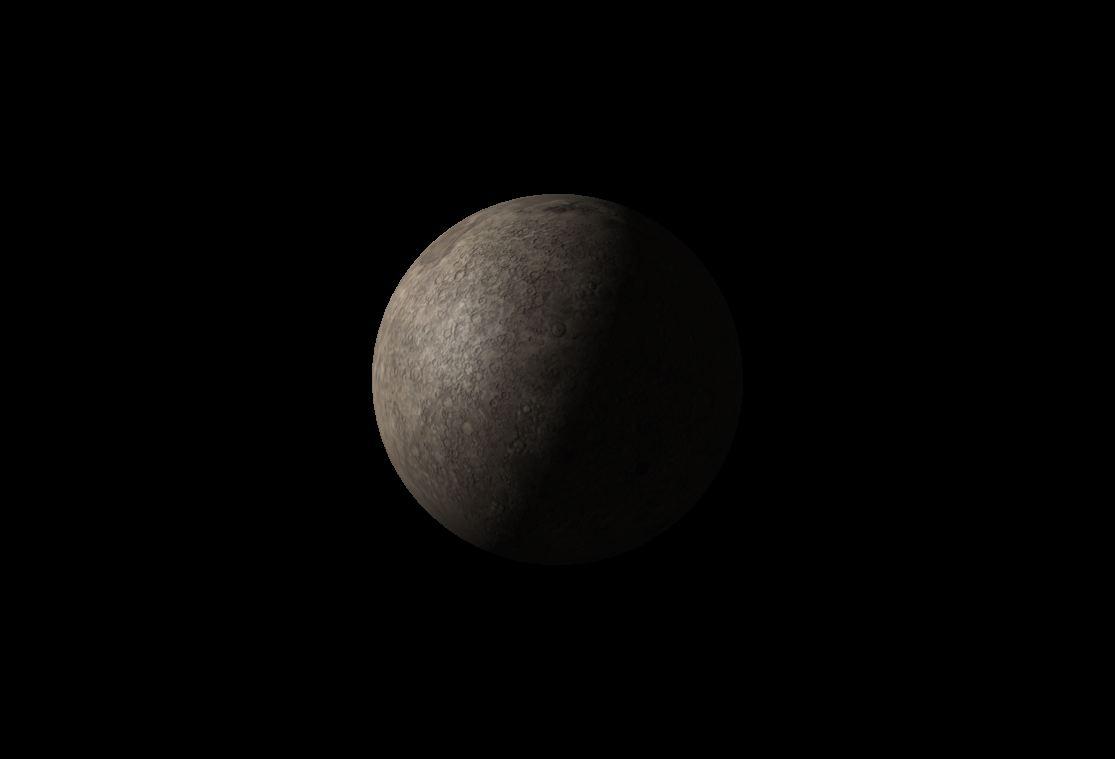 Mercury, March 2014