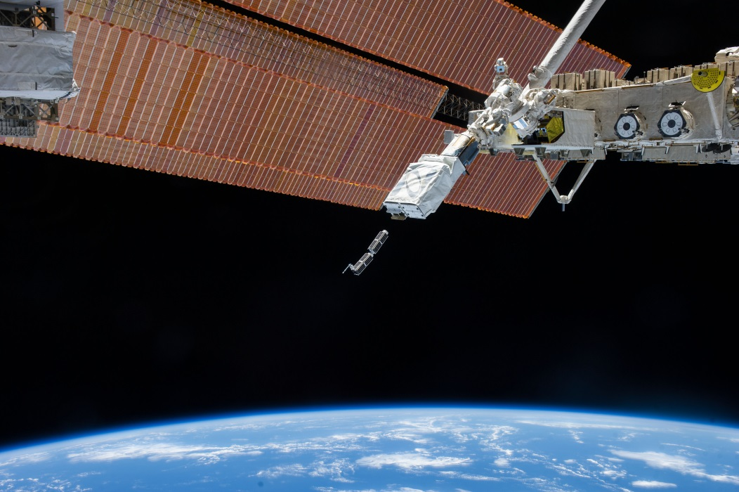 Cubesats Deployed on Feb. 11, 2014