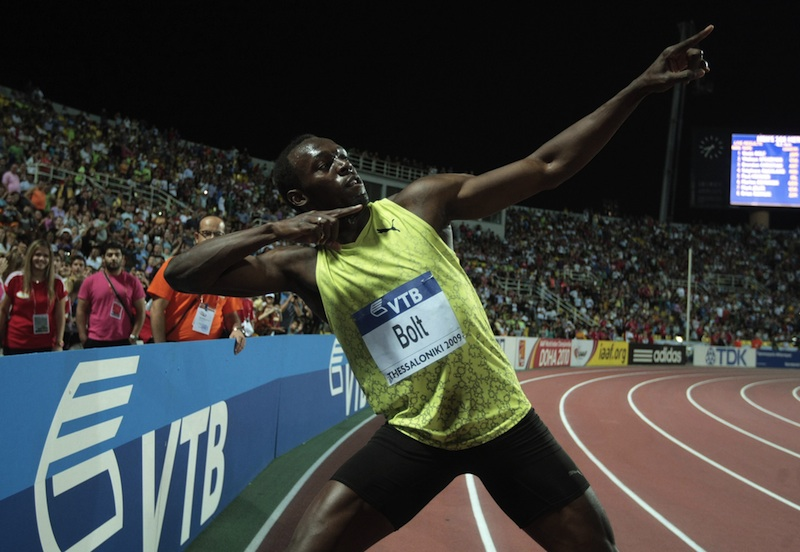 Usain Bolt Could Fly on Saturn Moon Titan: Here's How