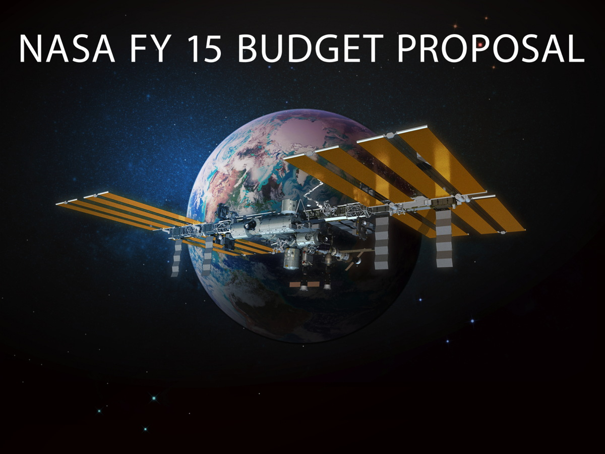 NASA's FY 2015 Budget Proposal