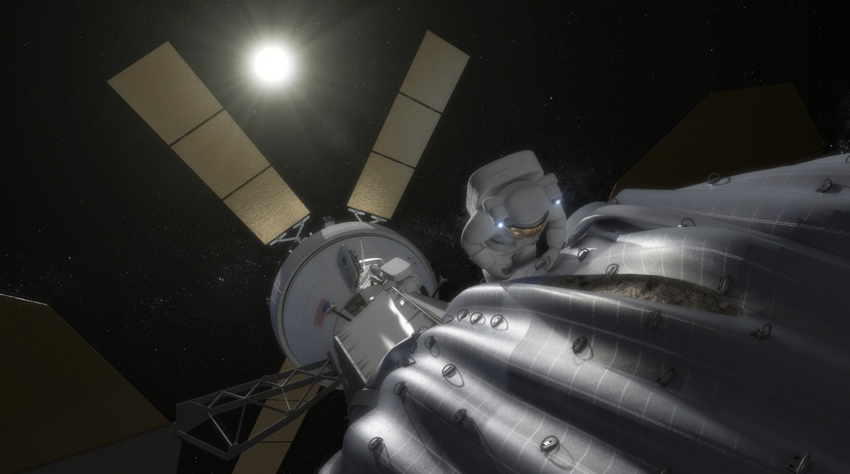 Asteroid Initiative - NASA's 2015 Budget Proposal