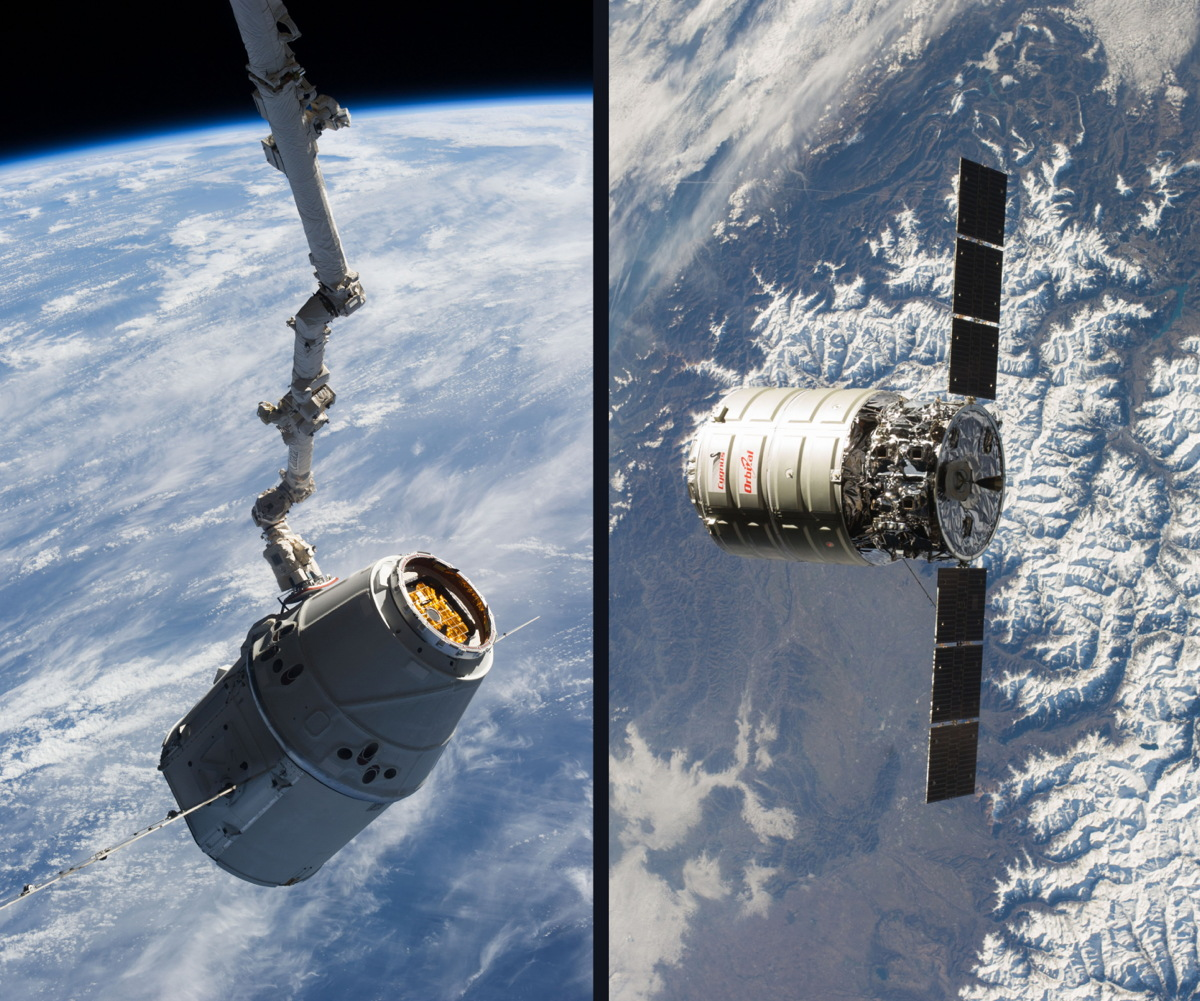 Commercial Resupply Services to the ISS - NASA's 2015 Budget Proposal