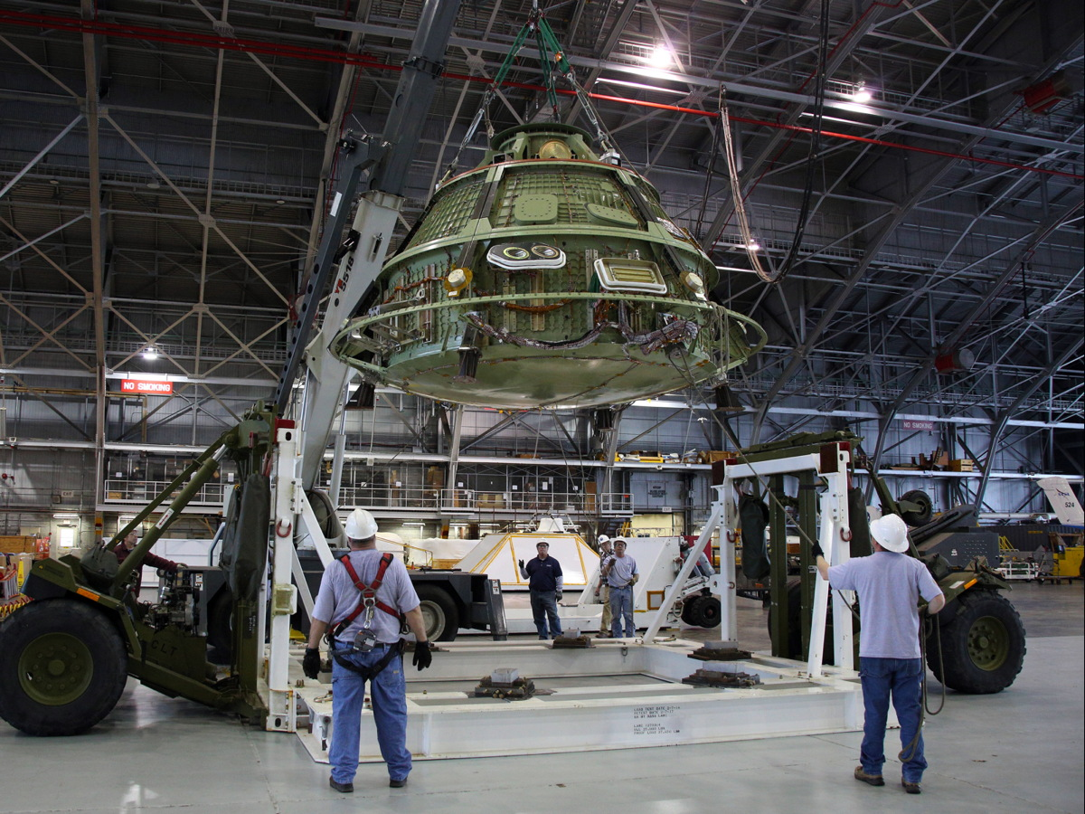 Orion and Space Launch System Orion and Space Launch System - NASA's 2015 Budget Proposal