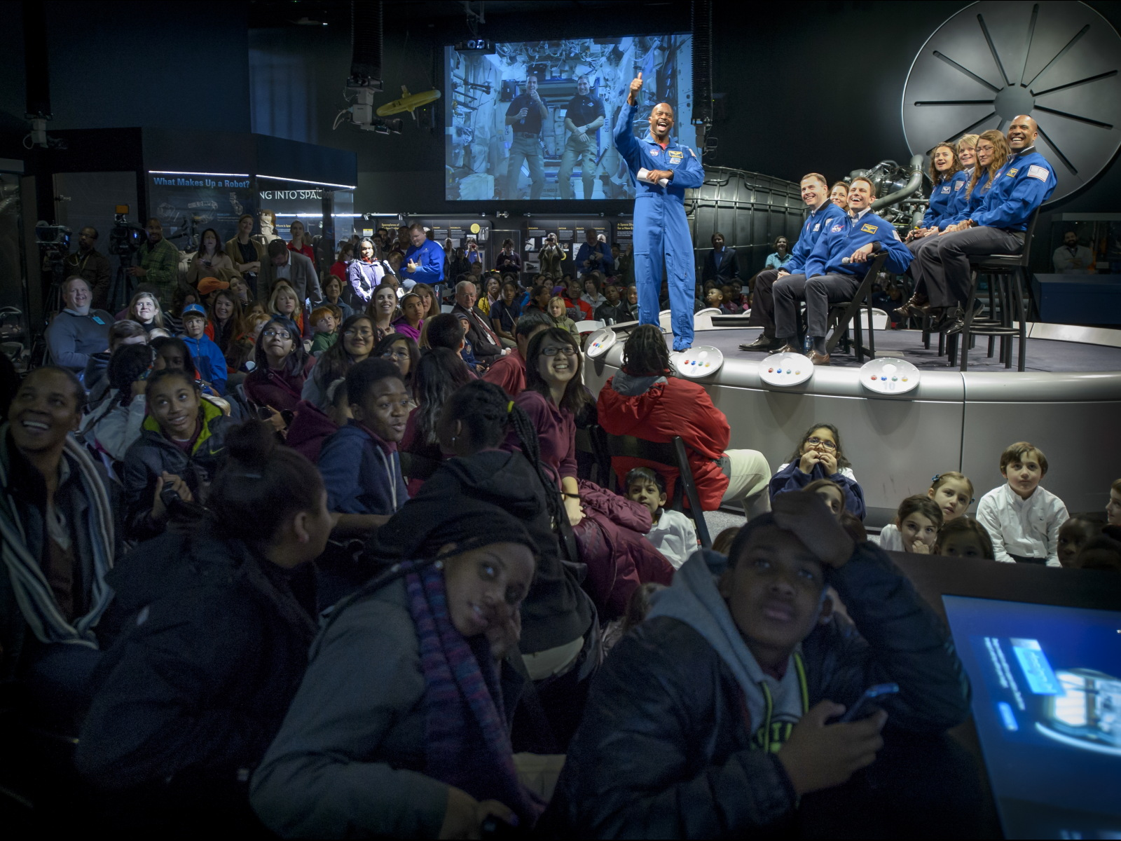 Education - NASA's 2015 Budget Proposal