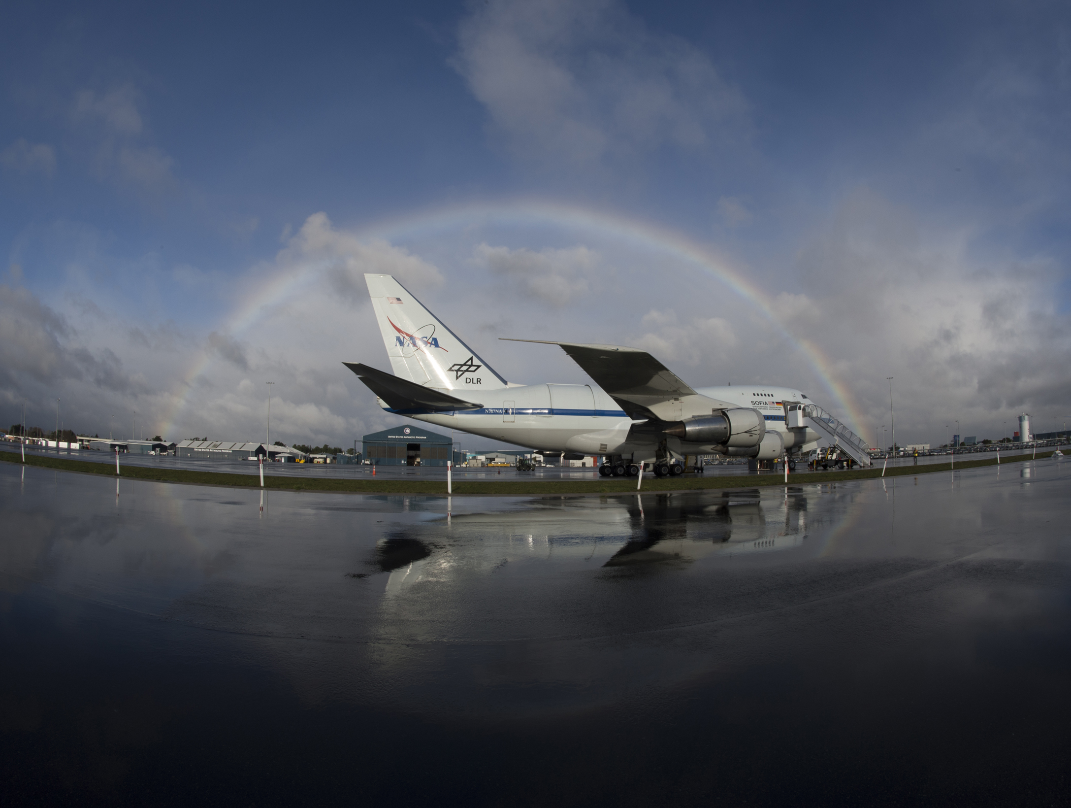 NASA Seeks Partners to Save SOFIA Flying Telescope
