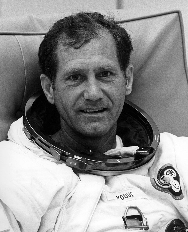 Skylab Astronaut William Pogue Dies at 84