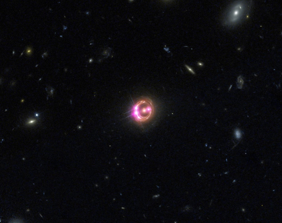 Monster Black Hole Spins at Half the Speed of Light