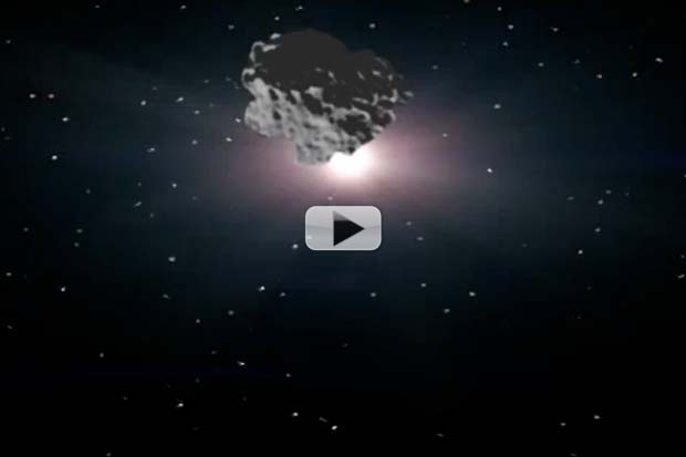 Asteroid To Block Light From A Star - How To See It | Video