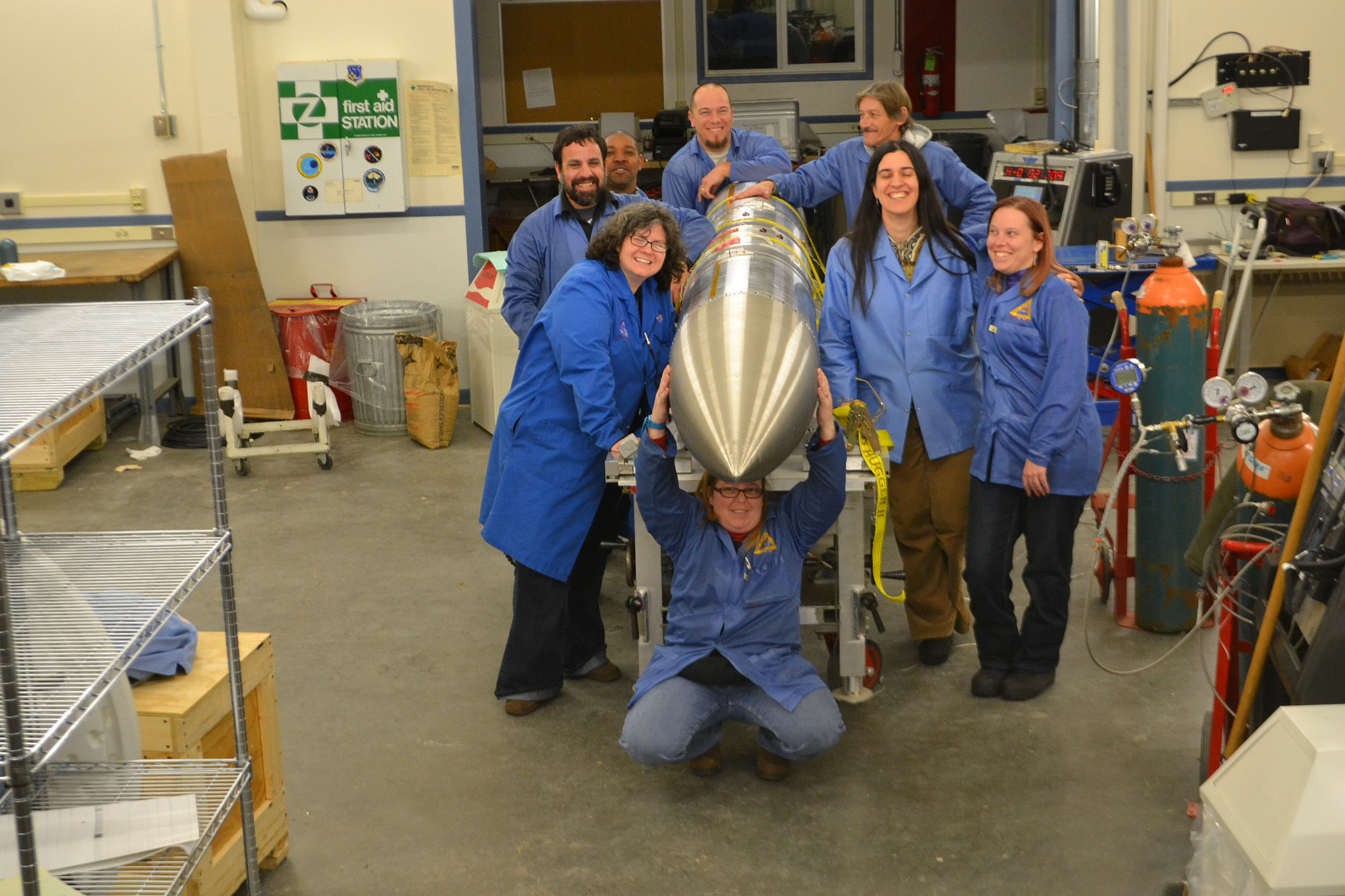 NASA's GREECE Imaging Crew