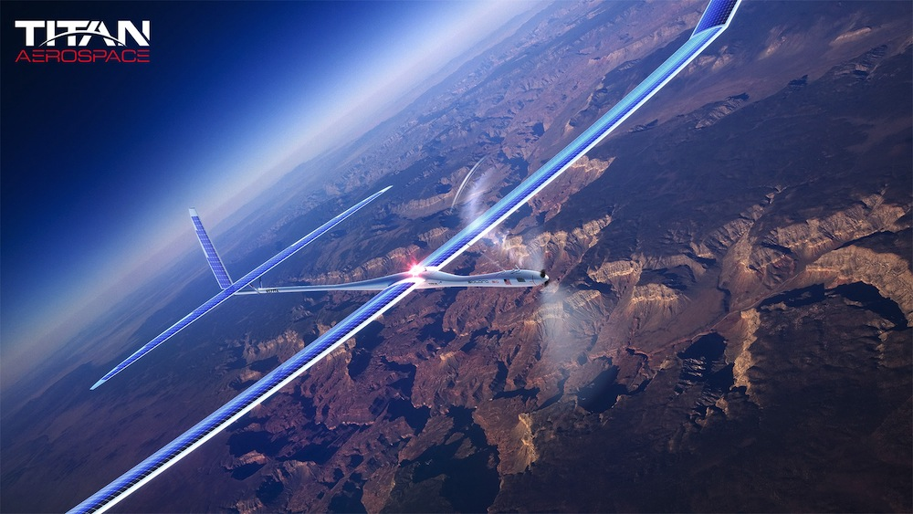 Facebook to Purchase Solar-Powered Drone Company