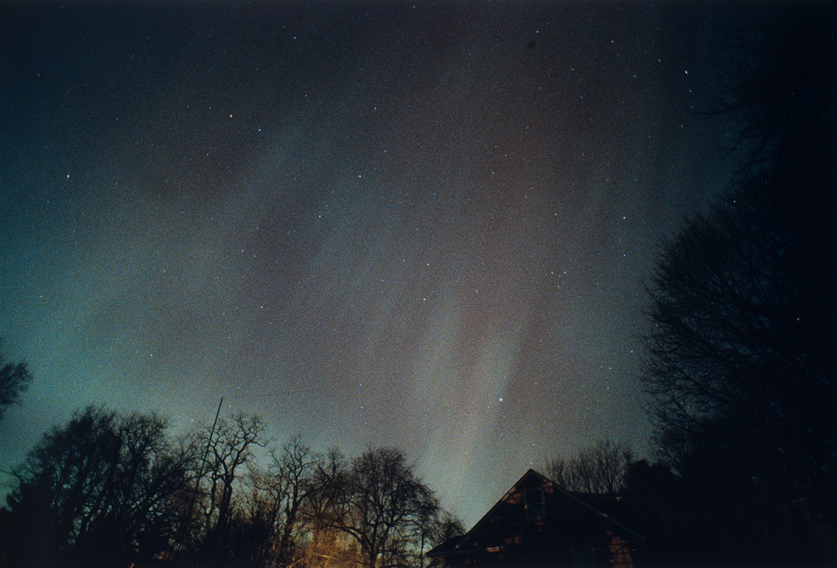 Amazing Aurora Photos from the Great Solar Storm of 1989 (Gallery)